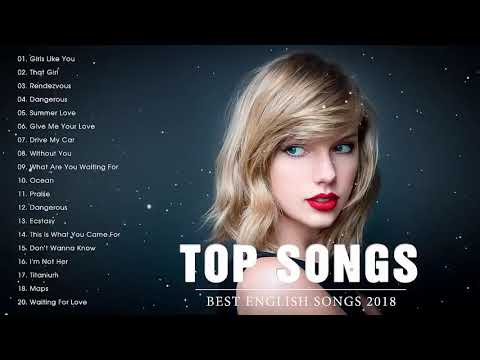 Best English Songs 2019 Hits   Best Pop Songs Collection   Popular Songs 2019
