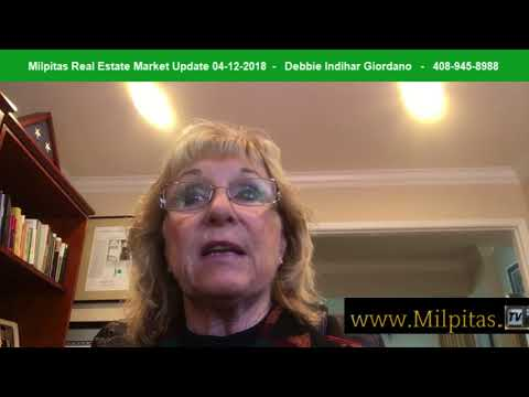 Milpitas Real Estate Market Update 04-12-2018
