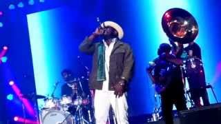 The Roots - Don't Say Nuthin' Live at the 2014 Luminato Festival in Toronto