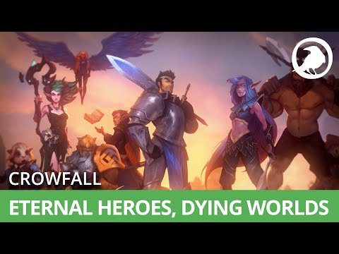 Crowfall Officially Launching On July 6th
