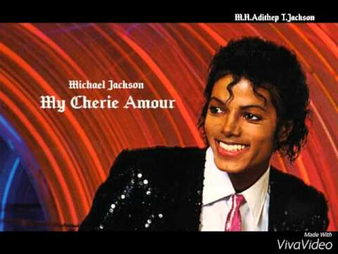 My Cherie Amour-Michael Jackson (With Lyrics)