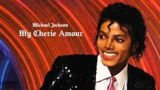 My Cherie Amour-Michael Jackson (With Lyrics)