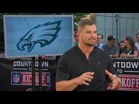 Former Philadelphia Eagle Brent Celek: Life after the NFL | Mad Money | CNBC