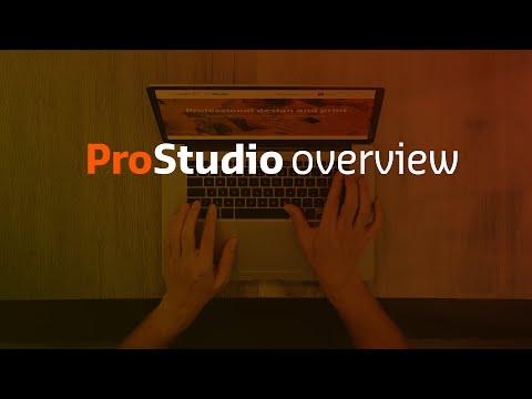 ProStudio Overview long versio
