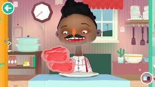 ГОТОВКА ЧЕЛЛЕНДЖ#3 Мультики для детей Детское видео про готовку Смешная игра для мальчиков и девочек