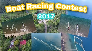BANGKARERA / BOAT RACING CONTEST IN SOUTHERN LEYTE DRONE VIDEO