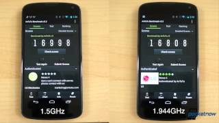 Gambar cover Before and after: an overclocked Nexus 4   Pocketnow