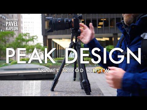 PEAK DESIGN TRAVEL TRIPOD Preview