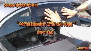 """Szkoła Druciarstwa """"Przyciemniamy Szyby Cyk Fuch"""" BMW E60 Wazzup :)"""
