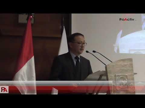 Víctor Shiguiyama, Superintendente de la SUNAT (17 Simposium de Tributación Mineroenergética)