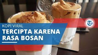 Dalgona Coffee, Kopi yang Tercipta karena Kebosanan Hadapi Social Distancing, Ini Cara Pembuatannya