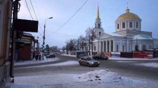 Воткинск зимний