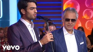 Andrea Bocelli   Fall On Me (GMA TV Performance) Ft. Matteo Bocelli