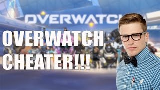 Nasty Cheater Uses Dirty Tactics To Win In Overwatch. Luckily It Was Caught On Video.