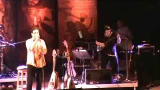 Thanasis Papakonstantinou & Dionisis Savvopoulos, ''TEIRESIAS'', live Preveza 21 07 2008