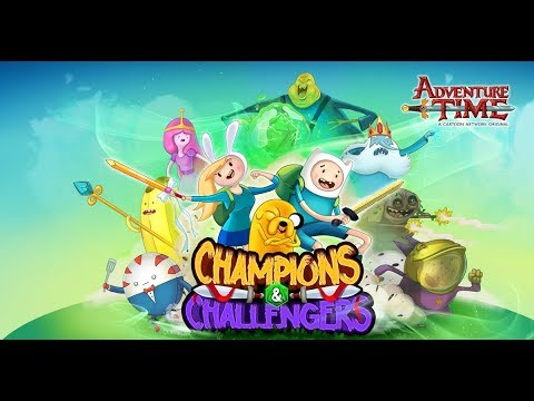 Champions and Challengers – Adventure Time Video