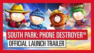 CONVIÉRTETE EN EL MEJOR DESTRUCTOR DE TELÉFONOS - South Park: Phone Destroyer