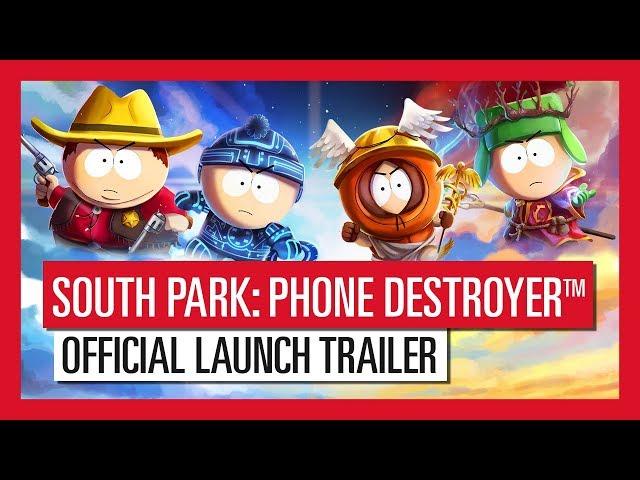 South Park Phone Destroyer Launch Trailer