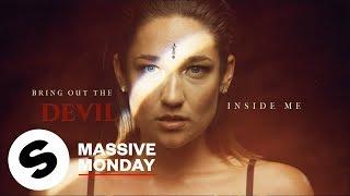 KSHMR x KAAZE - Devil Inside Me (feat. KARRA) [Official Lyric Video]