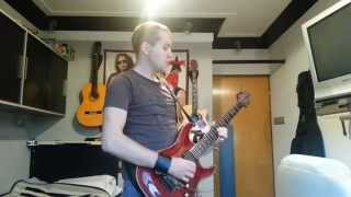 Children of Bodom - Ugly solo cover