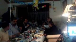 gypsy aaron's spnogebob birthday