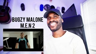 Bugzy Malone   M.E.N 2 [Reaction] | LeeToTheVI