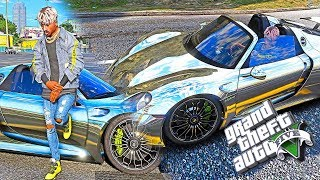 Escape The PURGE In GTA 5! part 3 (REAL LIFE MOD)