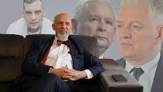 Czy Korwin pozna wersy Popka? Wywiad o sytuacji w partii, Gowinie i pomysłach PiS