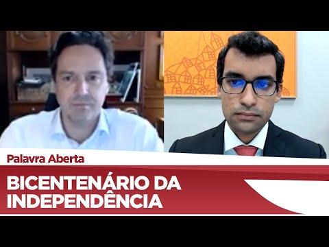 Luiz Philippe de Orleans e Bragança comenta celebrações pelos 200 anos da Independência - 08/04/21