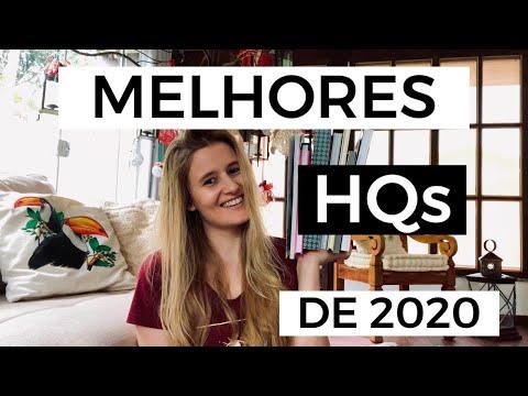 MELHORES HQS DE 2020 | Laura Brand