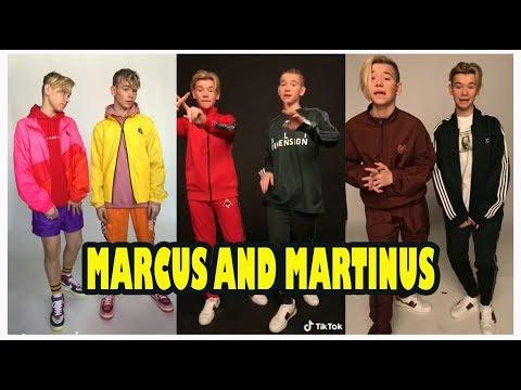 NEW Marcus and Martinus Tik Tok Musically Nov 2018