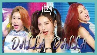 [HOT] ITZY - DALLA DALLA ,  있지 - 달라달라 show Music core 20190309