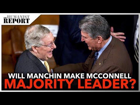 "Joe Manchin DENIES ""Rumors"" He's Leaving the Democratic Party, But He's Probably Lying"