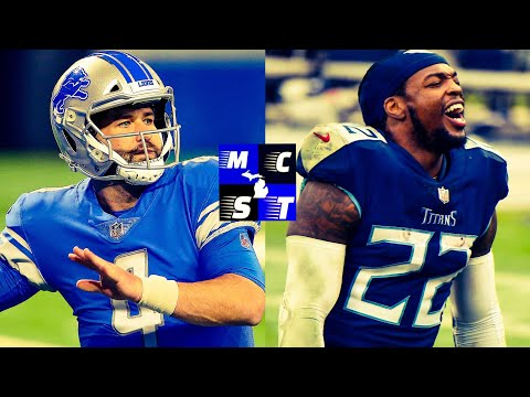 Detroit Lions vs Tennessee Titans Week 15 Prediction Video!!!