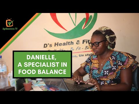 Burkina Faso: Danielle, a specialist in food balance Burkina Faso: Danielle, a specialist in food balance