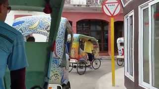 preview picture of video '2014.02.24 A Cyclo Trip Around Camaguey, Cuba 01'