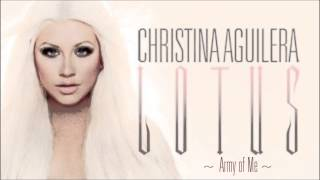 Christina Aguilera - Army of Me [Lyrics] Full Song