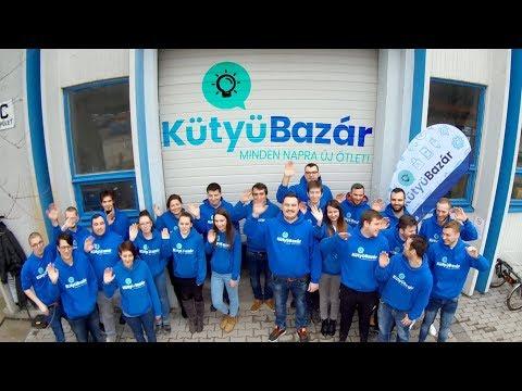 KütyüBazár.hu - Csapatvideó