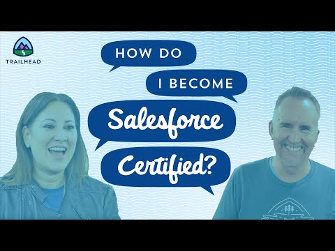 How Do I Become Salesforce Certified? - YouTube