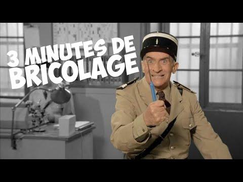 3 minutes de bricolage avec Louis de Funès !