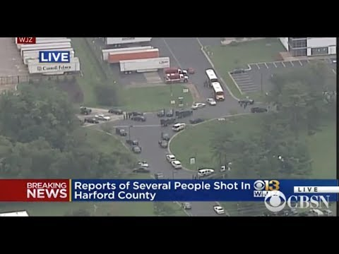 Maryland Shooting | 3 People Dead In Aberdeen, Harford County Mp3