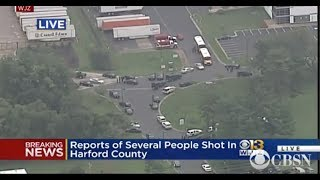Watch Live: Maryland Shooting | 3 people dead in Aberdeen, Harford County