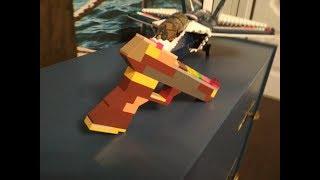 Как сделать DEagle из лего