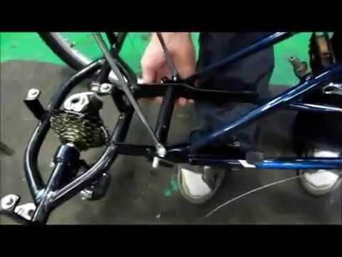 Video Cara Merakit Sepeda Tiga Roda