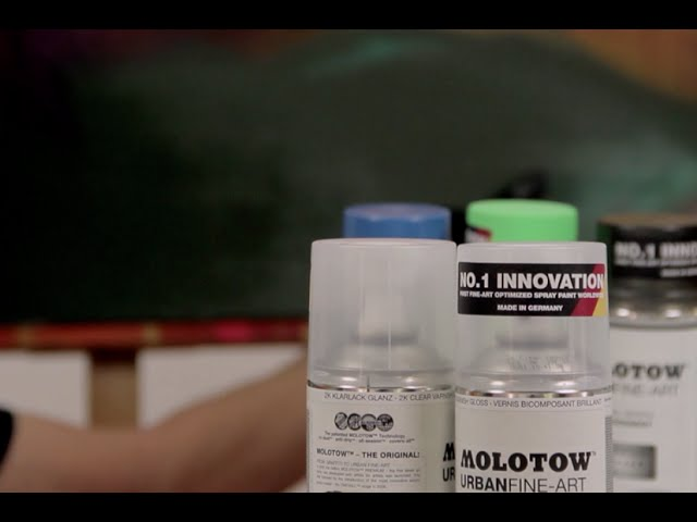 MOLOTOW™ PRODUCT SESSION #19