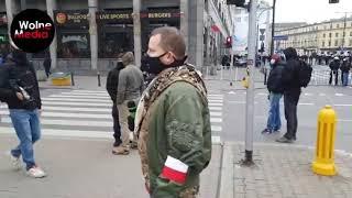 """Były funkcjonariusz TVPiS """"Jaok"""" atakuje dziennikarza i zabiera mu telefon!!!"""
