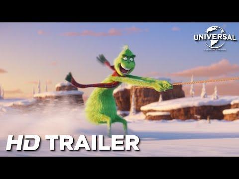 El Grinch trailer