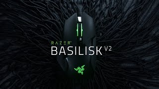 YouTube Video 96vG2NWDk2g for Product Razer Basilisk V2 Gaming Mouse by Company Razer Inc. in Industry Peripheral