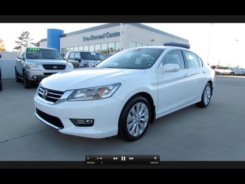 2013 Honda Accord Touring V6 In-Depth Review