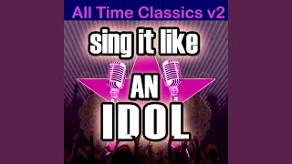You Begin Again (Made Famous by Barry Manilow) (Karaoke Version)
